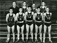 Freshman Basketball Team, 1940