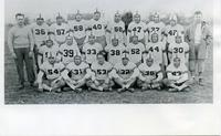 Freshman Football Team, 1940-1941