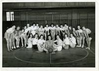 Women's Volleyball Team, 1941-1942