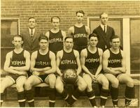 Men's Basketball Team, 1923