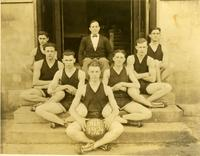 Men's Basketball Team, 1924
