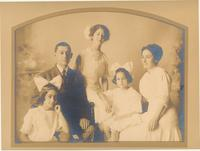 Photograph of the Licker Family