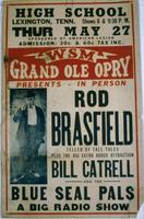 WSM Grand Ole Opry presents Rod Brasfield, Bill Catrell and the Blue Seal Pals