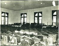 Photograph of the Courtroom in Rhea County