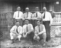 Scientists Called to Testify During the Scopes Trial in Dayton, Tennessee
