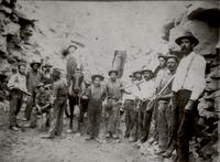 Miners at Embreeville, Tennessee