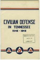 Civilian Defense in Tennessee 1940-1945