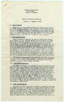 NAACP Report of Executive Secretary, January 5th thru February 1st, 1966
