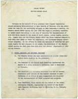 NAACP Report of Executive Secretary, Annual Report, 1965
