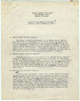 NAACP Report of Executive Secretary, January 8th thru February 4th, 1964