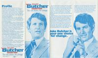 Elect Jake Butcher Governor of Tennessee