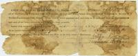Joseph Brown to State of Tennessee, Marriage Bond, 8 Feb. 1870