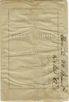 Grades and Regulations of the Public Schools of Gallatin, Tennessee