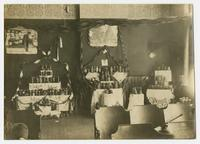 [Display of canned produce by Hamilton County club]