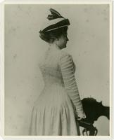 Virginia P. Moore (probably about 1910)