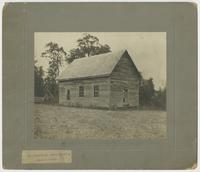 Old Mouse Creek School Building -BRADLEY COUNTY-