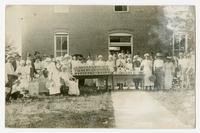 [Canning Club Demonstration at Spencer, Tennessee.]