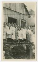 [Rocky Fork Club Unicoi Co. at the cannery]