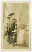 [Photograph portrait of Virginia P. Moore]