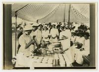 Canning Dem. & Contest at State Fair 1912.