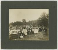 County Ed[ucation] Rally, Hixson, Oct. 1, 1914