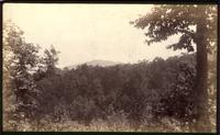 Distant view of Chilhowee R. from Melrose