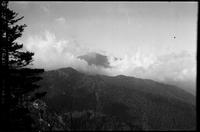 Mt. Leconte from State Line near Dry Sluice Gap