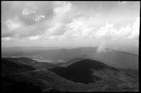 Cades Cove from Rocky Top (Thunderhead) with Rich Mtn. in right background