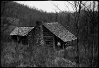 Cabin just above the Messer place - Greenbrier