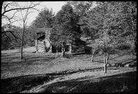 Elijah Oliver Home in Cades Cove