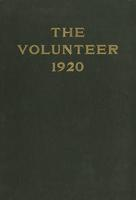 The volunteer, 1920