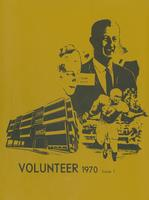 The volunteer, 1970