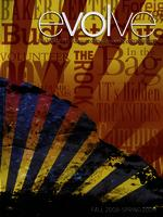 Evolve: the volunteer annual of the University of Tennessee, 2009